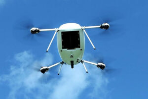 UK Space Agency Looks to Help With Drone-to-Door Treatment for COVID-19