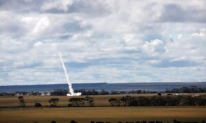 Australian Rocket Launch