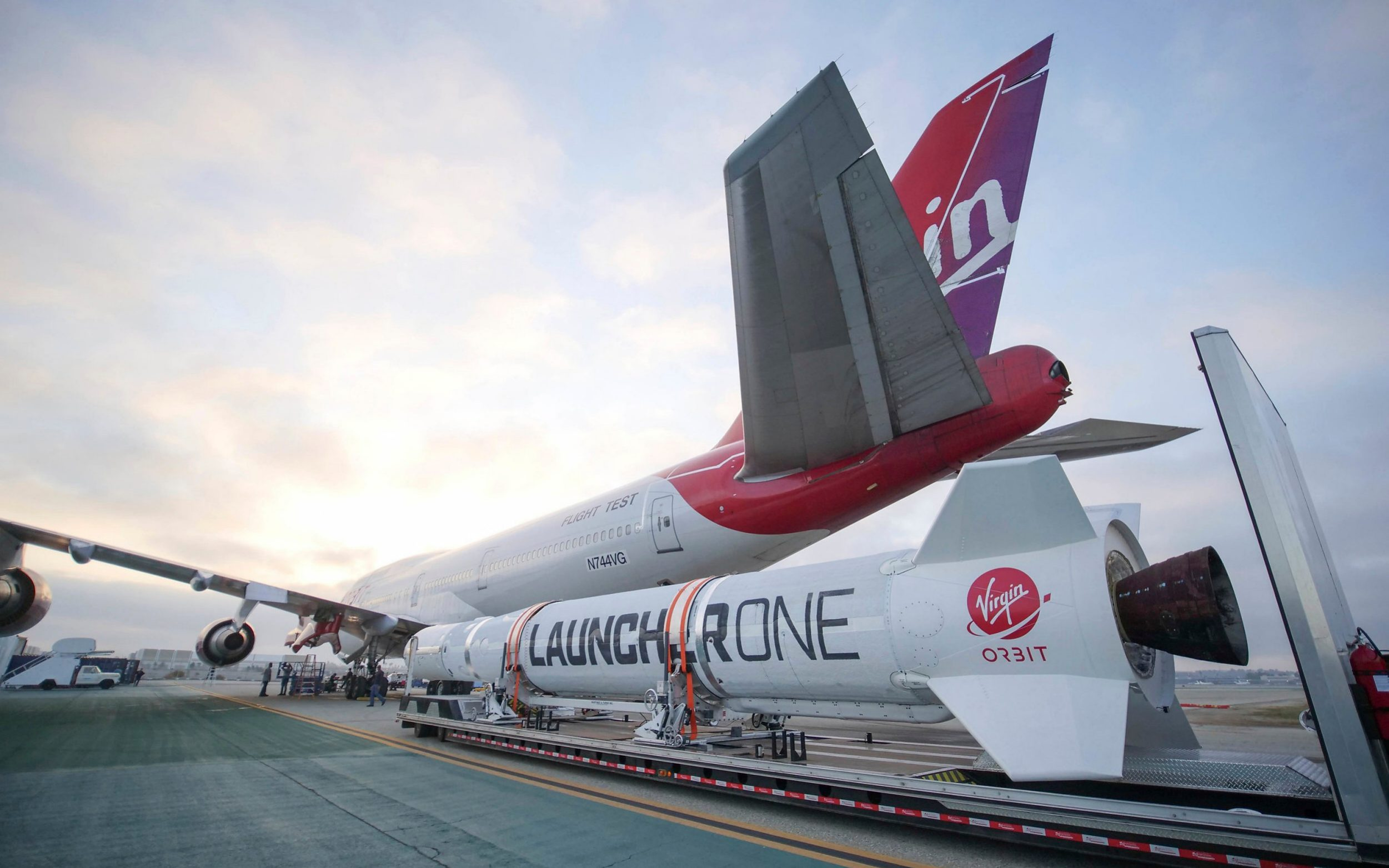 Virgin Orbit starts collaboration with two major investment banks