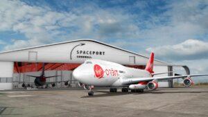 Cornwall Spaceport - Virgin Orbit