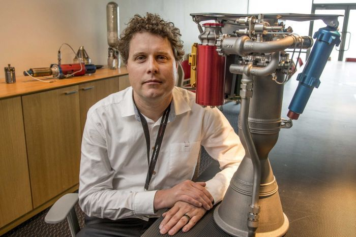 Peter Beck, Founder and CEO of Rocket Lab