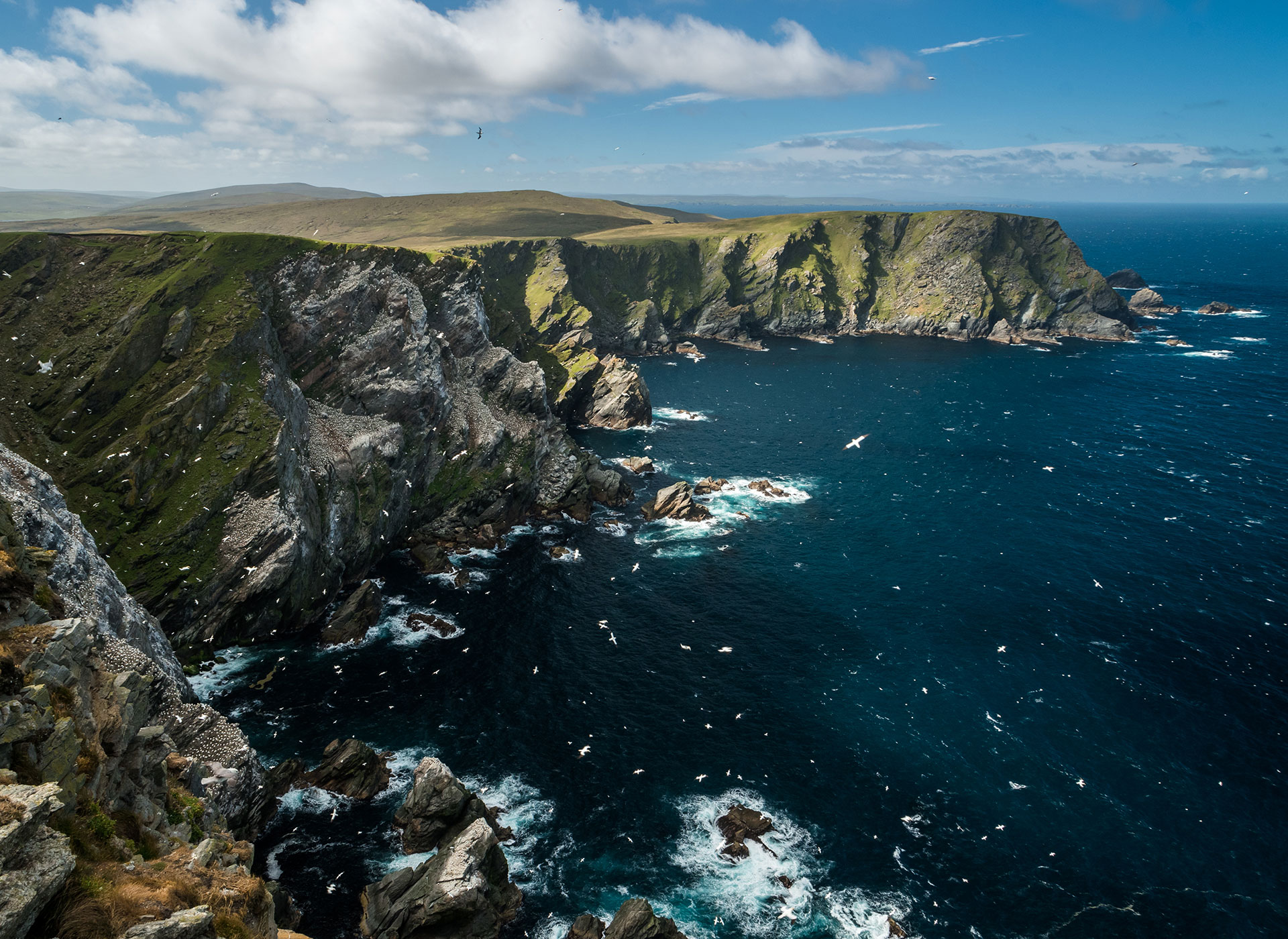 Security Measures for Shetland Space Centre Operations