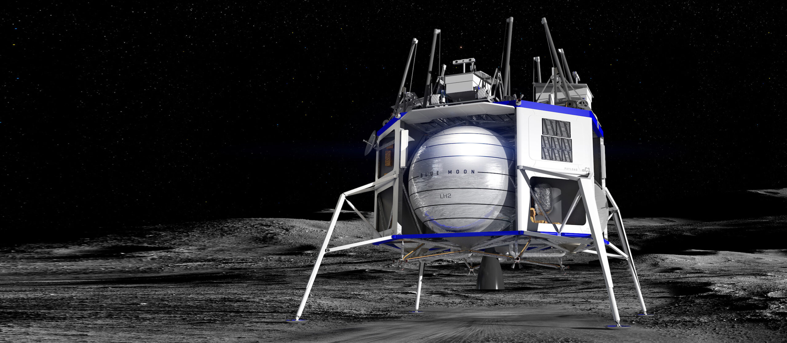 Blue Origin Lunar Lander