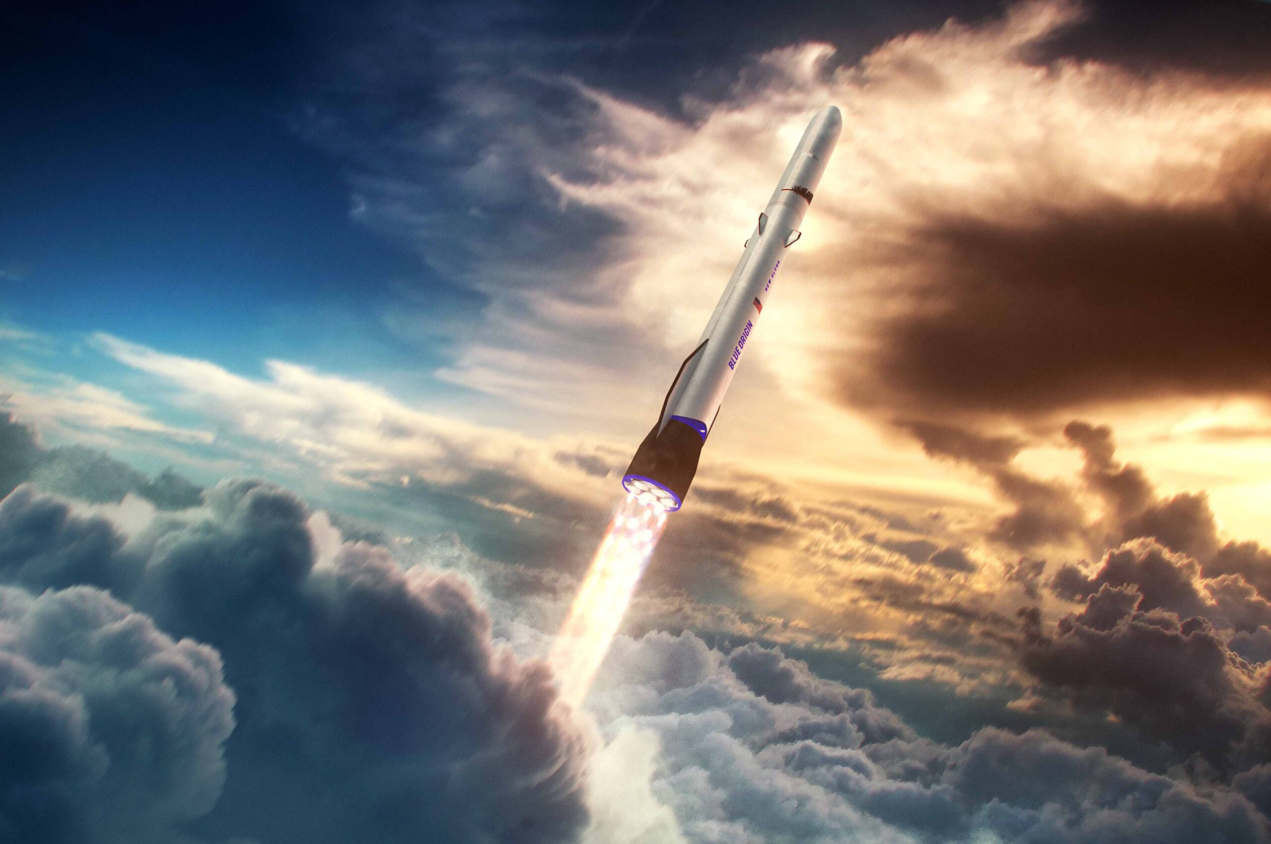 Jeff Bezos' Blue Origin Signs a New Contract with NASA to use its New Glenn Rocket for Upcoming Missions