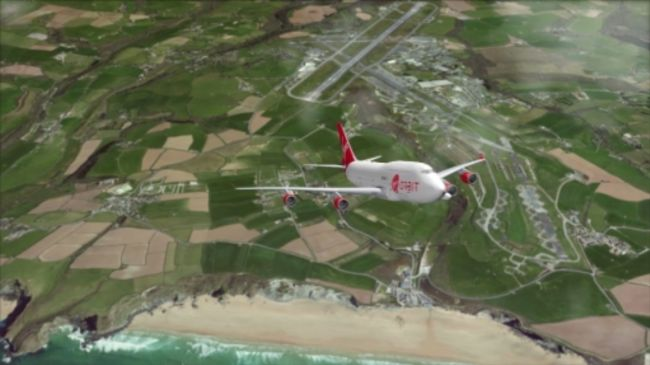 Spaceport Cornwall & Airport Newquay get £7.8 million for Infrastructure Update