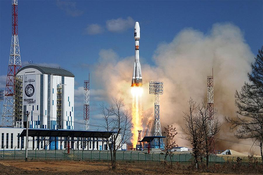February 2, 20:45 RVSN RF Soyuz 2.1B