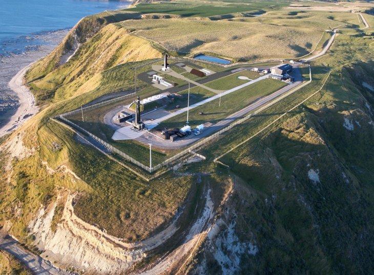 Rocket Lab - Launch Complex 1
