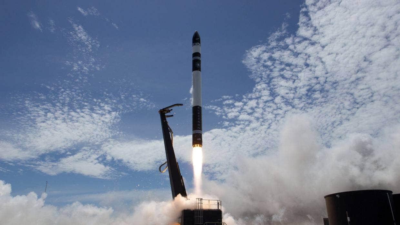 Rocket Lab 18th launch