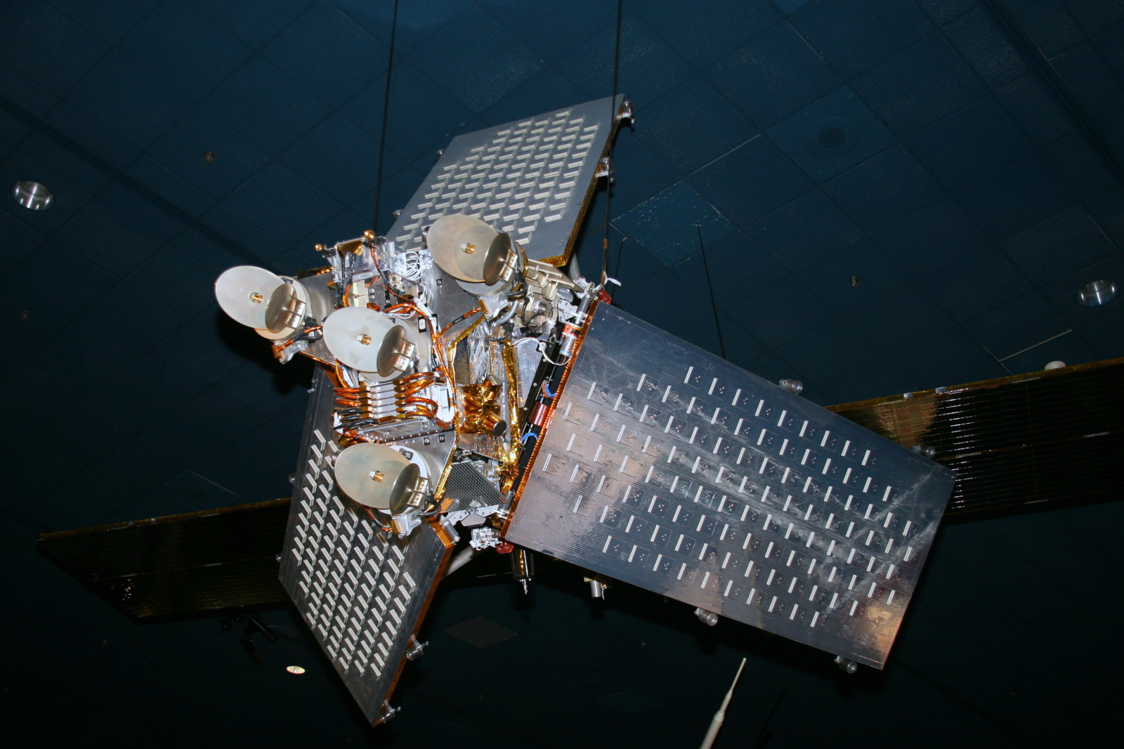 Iridium invests in Scottish satellite navigation company DDK Positioning