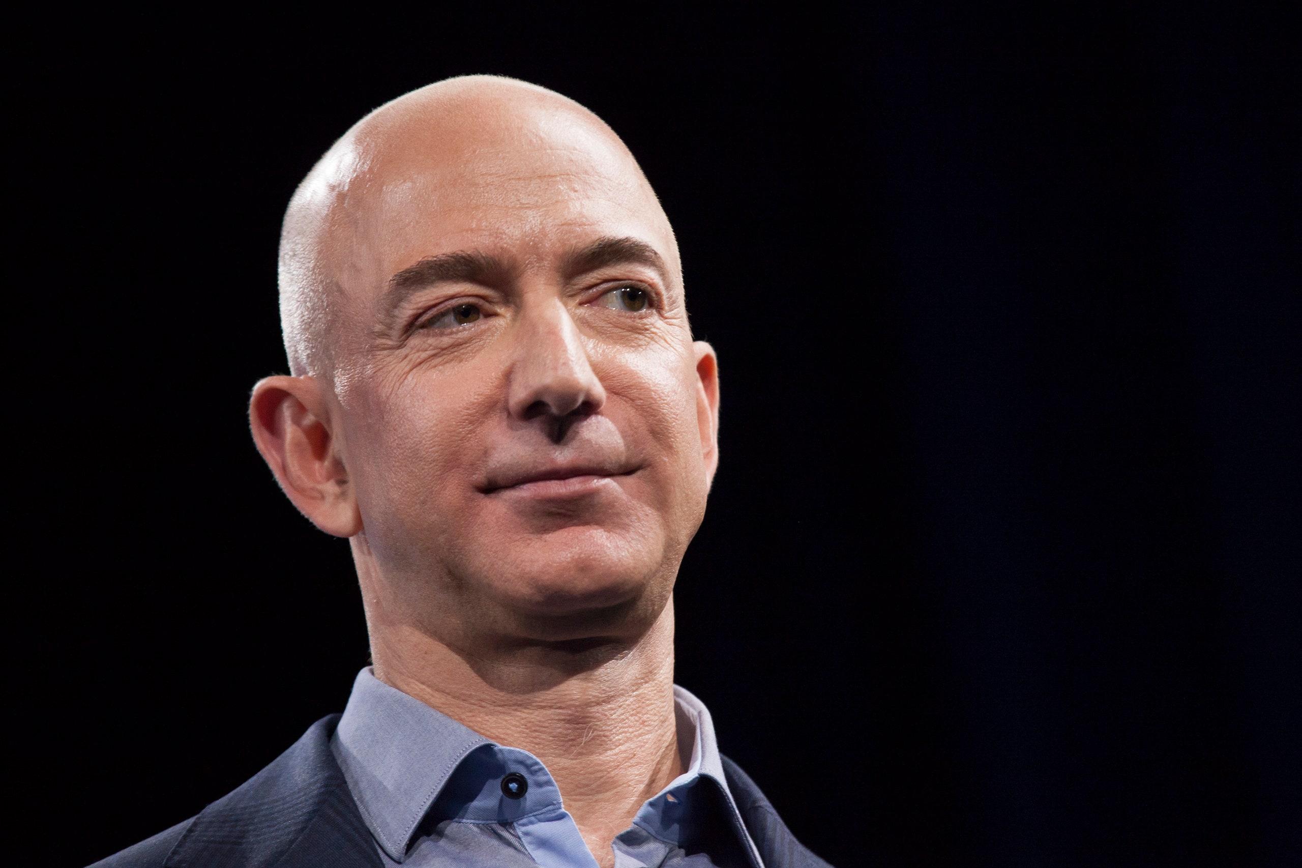 Jeff Bezos - Founder of Blue Origin
