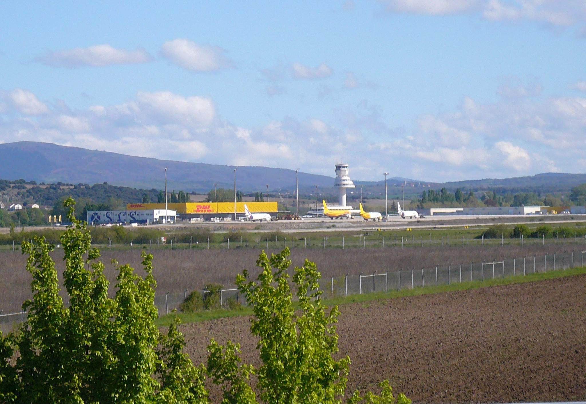 Foronda Airport