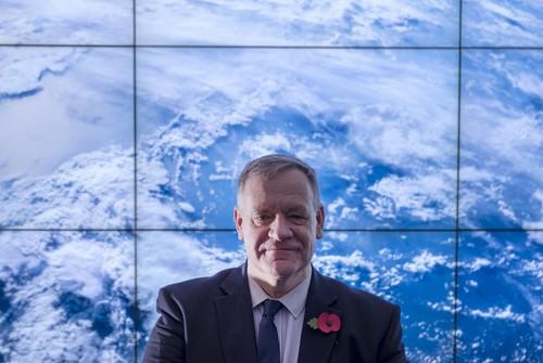 Captain Roy Kirk - Spaceport Sutherland