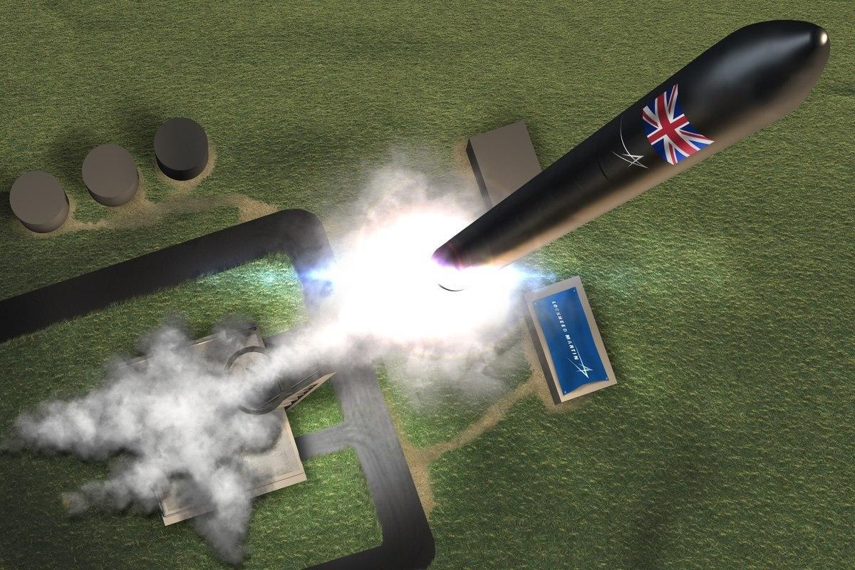 UK Spaceport Projects will help Great Britain compete in the European space race