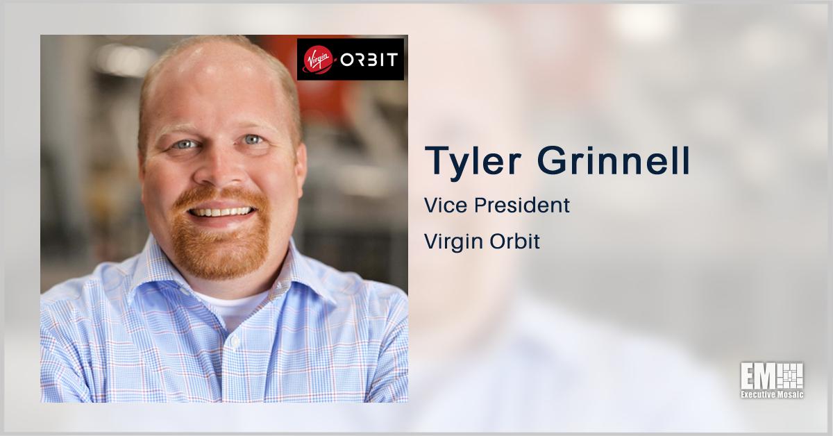 Tyler Grinnell, Virgin Orbit