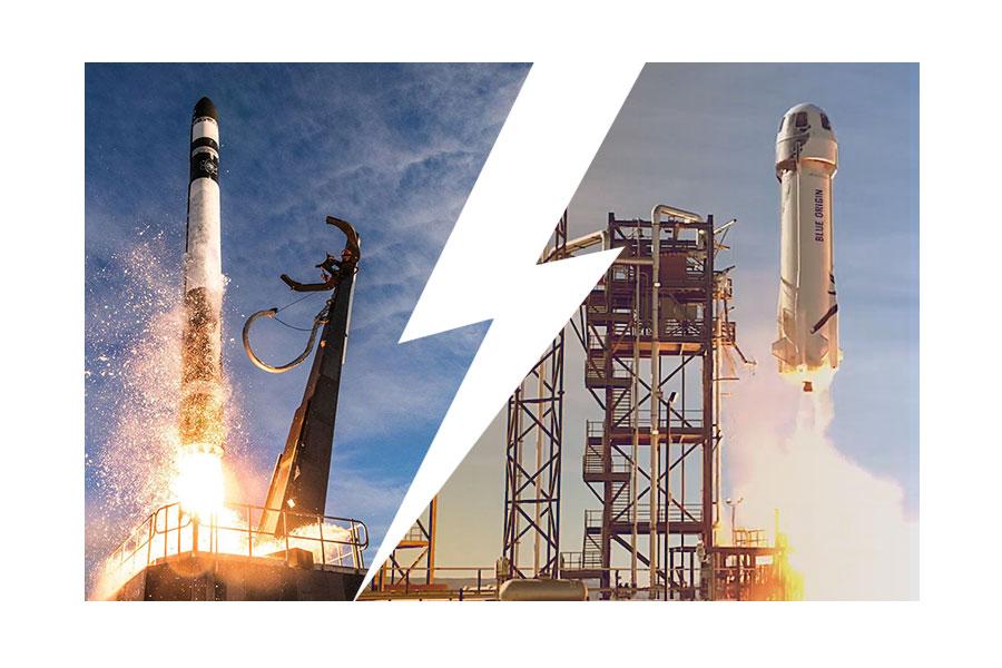 Rocket Lab Neutron vs. Blue Origin New Glenn: Can They Compete in the Heavyweight Niche?