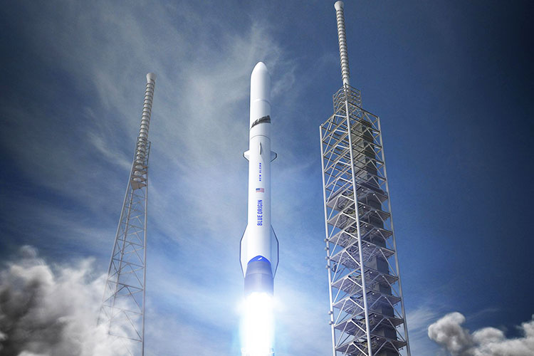Blue Origin's Project Jarvis Begins New Fuel Tank Tests at Cape Canaveral