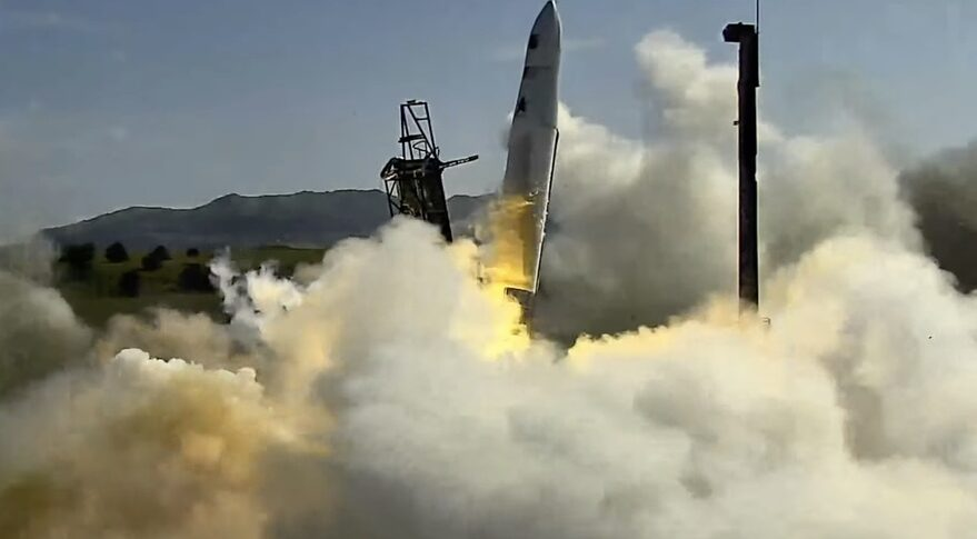 Astra Rocket Launch Fails for the Third Time as Launcher Crashes into the Ocean