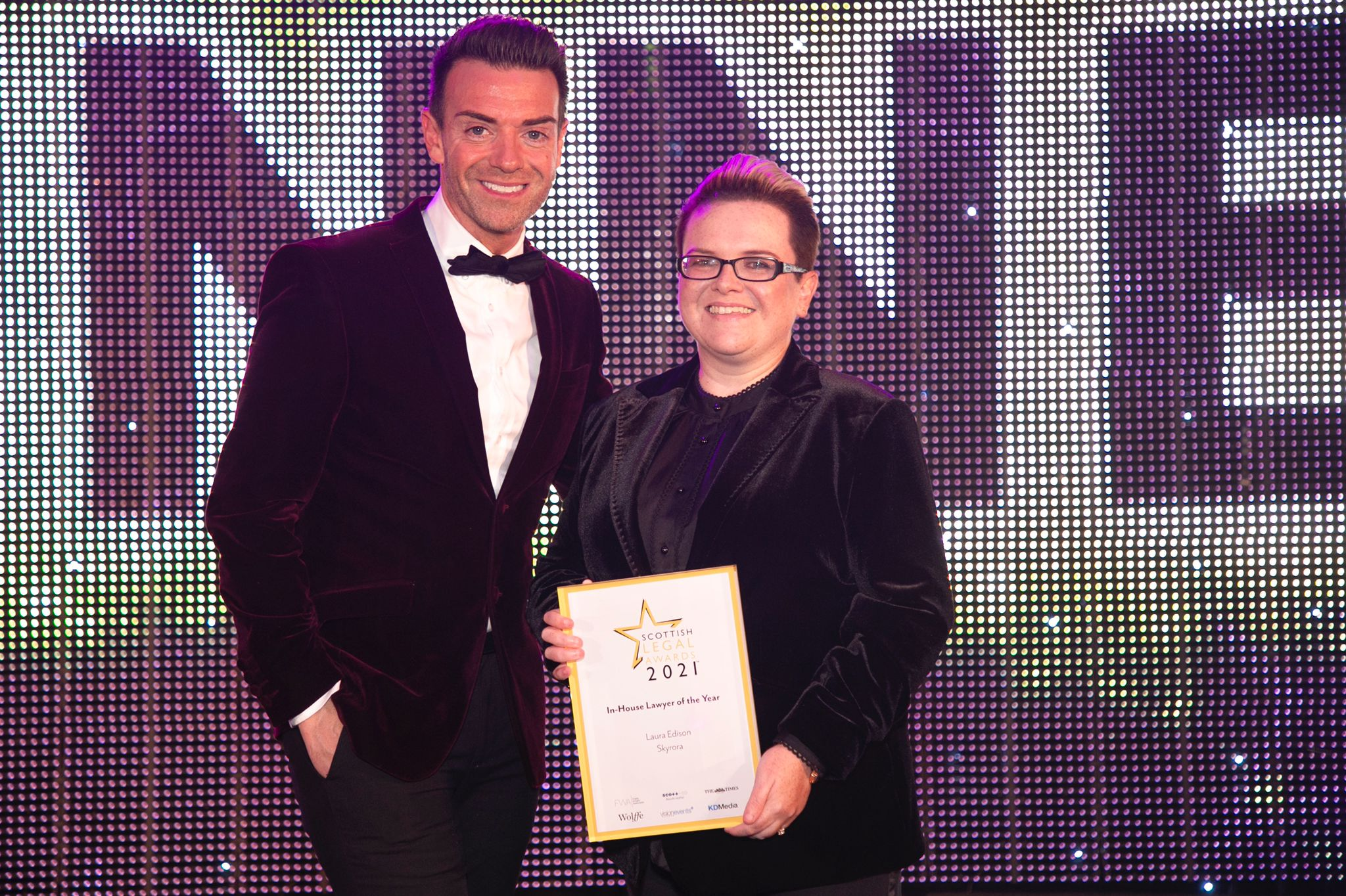 18th Annual Scottish Legal Awards Celebrates Laura Edison of Skyrora, Among Others